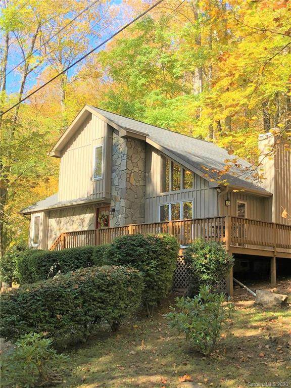 256 Blackberry Lane, Maggie Valley, NC 28751 (#3655990) :: Love Real Estate NC/SC