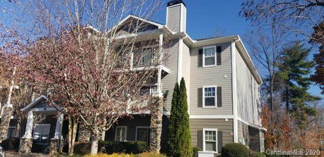 300 Vista Lake Drive #205, Candler, NC 28715 (#3656240) :: Homes Charlotte