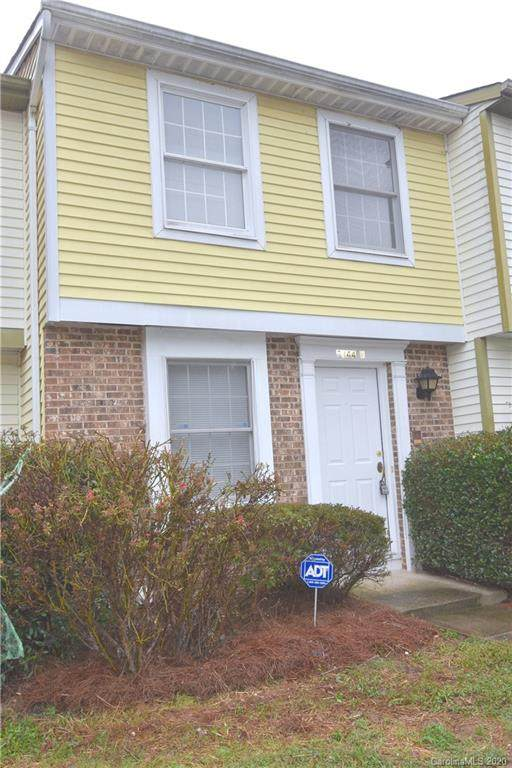 7344 Pebblestone Drive Unit B, Charlotte, NC 28212 (#3656607) :: The Mitchell Team