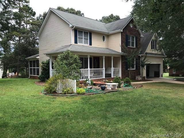 101 Tall Pine Drive, Shelby, NC 28152 (#3656855) :: Rinehart Realty