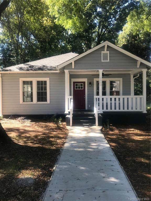 2903 Morson Street, Charlotte, NC 28208 (#3656997) :: Rinehart Realty