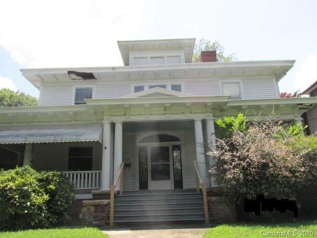 213 W Thomas Street, Salisbury, NC 28144 (#3657214) :: Homes Charlotte