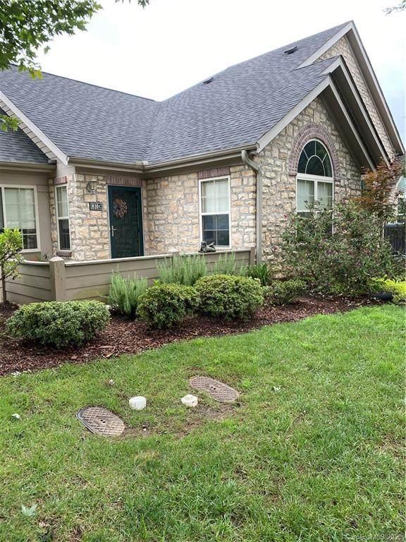 810-C Wynnshire Drive NE C, Hickory, NC 28601 (#3657715) :: Johnson Property Group - Keller Williams