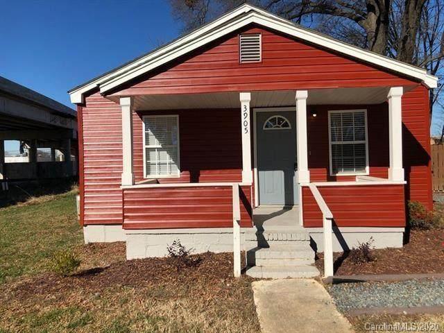 3905 Bearwood Avenue P29, Charlotte, NC 28205 (#3658144) :: Premier Realty NC