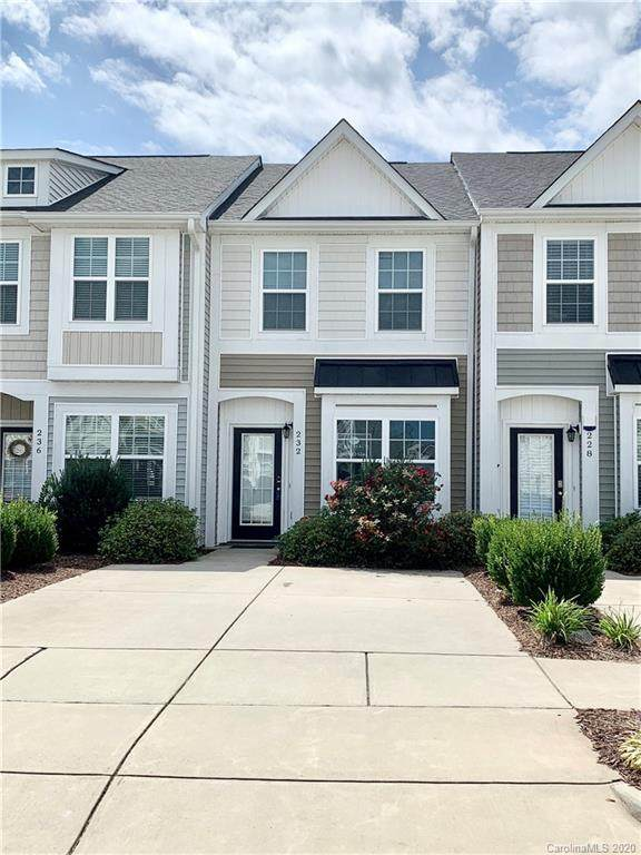 232 Halton Crossing Drive SW #16, Concord, NC 28027 (#3659672) :: Mossy Oak Properties Land and Luxury