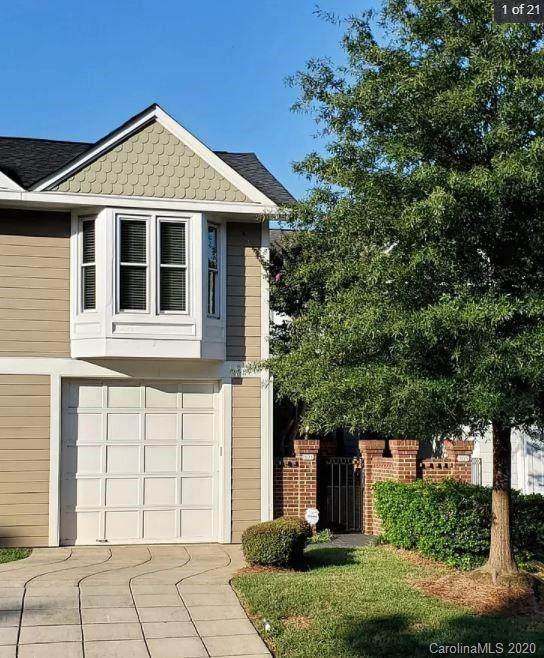 803 Greenleaf Avenue, Charlotte, NC 28202 (#3661408) :: MartinGroup Properties