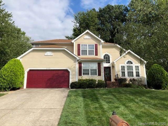 21426 Crown Lake Drive, Cornelius, NC 28031 (#3661573) :: Miller Realty Group