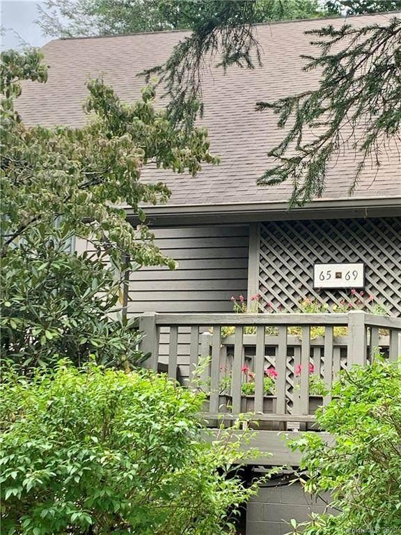 65 River Park Villas Drive B, Sapphire, NC 28774 (#3662731) :: Johnson Property Group - Keller Williams