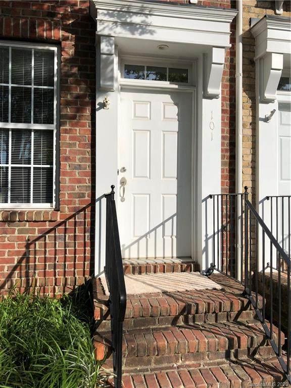 101 Quarter Lane #75, Mooresville, NC 28117 (#3664411) :: Cloninger Properties