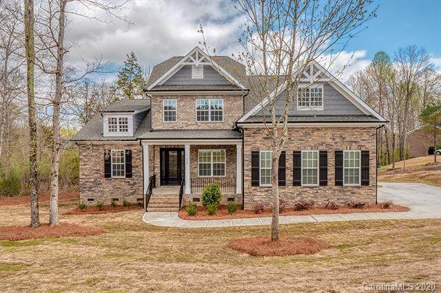 564 Highland Ridge Point, Lake Wylie, SC 29710 (#3664709) :: High Performance Real Estate Advisors