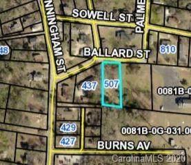 507 Palmetto Street, Kershaw, SC 29067 (#3665841) :: The Sarver Group