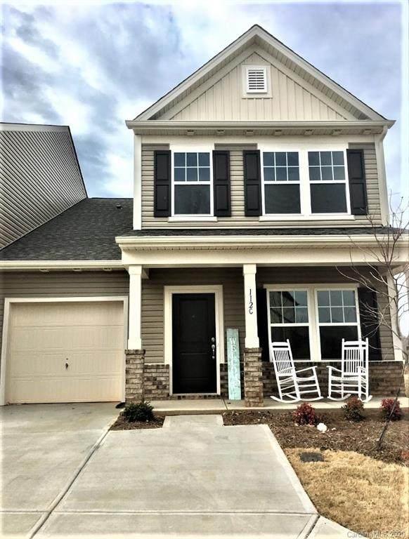 112C Davenport Drive #32, Statesville, NC 28677 (#3666368) :: Besecker Homes Team