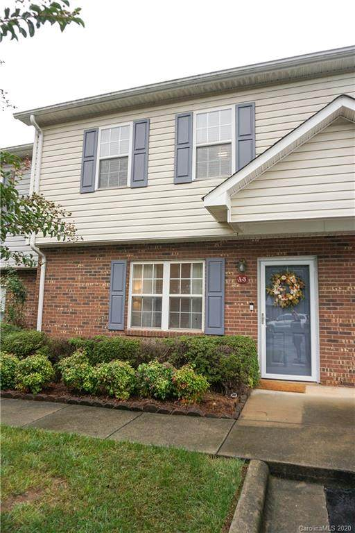 319 7th St Place SW A3, Conover, NC 28613 (#3666921) :: Homes Charlotte