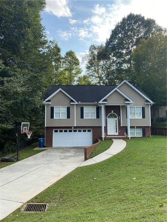 3408 6th Avenue NE, Conover, NC 28613 (#3666929) :: High Performance Real Estate Advisors