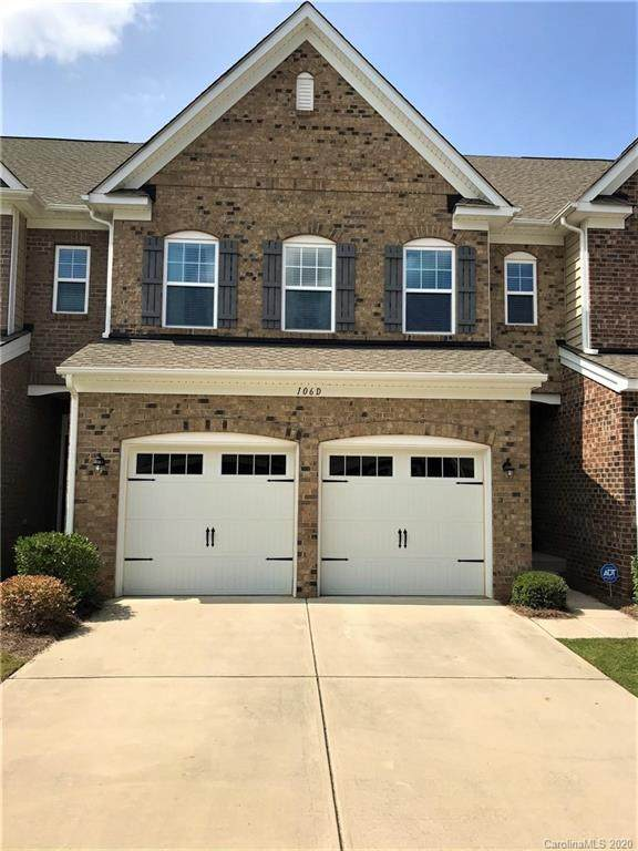 106 Clarendon Street D, Mooresville, NC 28117 (#3667094) :: BluAxis Realty