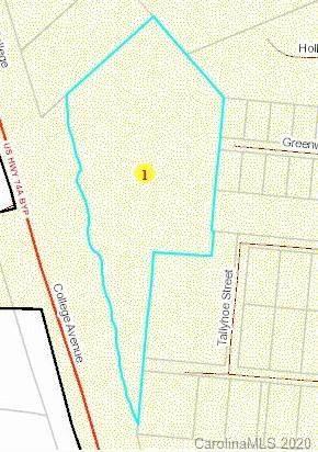0 College Avenue, Forest City, NC 28043 (#3667264) :: Keller Williams Professionals