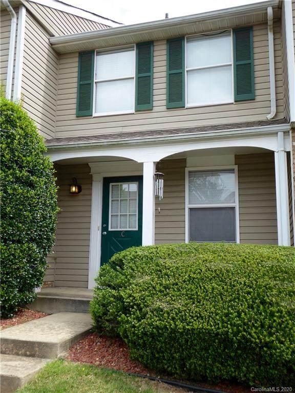 9622 Vinca Circle C, Charlotte, NC 28213 (#3667966) :: LePage Johnson Realty Group, LLC