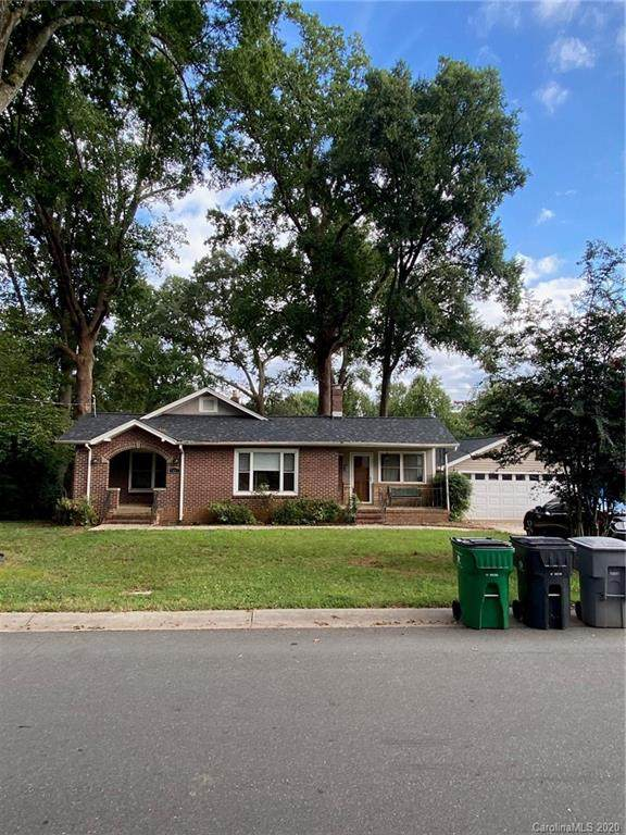 3412 Benard Avenue, Charlotte, NC 28206 (#3668151) :: Rinehart Realty