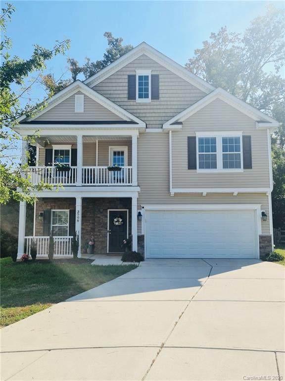 3506 Heathcott Circle, Charlotte, NC 28262 (#3670850) :: High Performance Real Estate Advisors