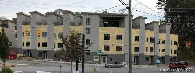 104 Southside Avenue #16, Asheville, NC 28801 (#3671163) :: High Performance Real Estate Advisors