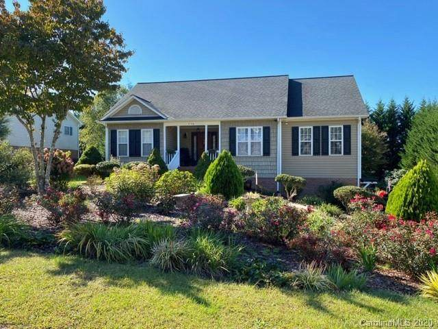 116 Deer Creek Drive, Hudson, NC 28638 (#3671891) :: Homes Charlotte