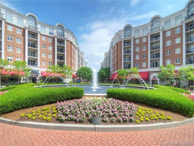 4625 Piedmont Row Drive #402, Charlotte, NC 28210 (#3673035) :: Scarlett Property Group