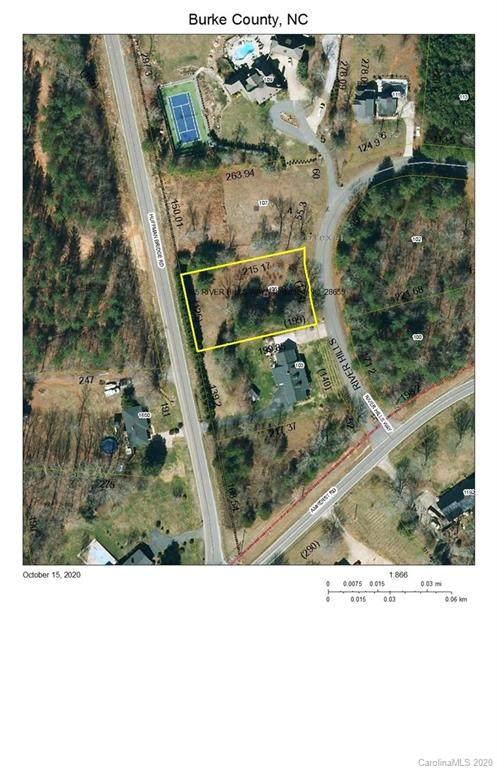 105 River Hills Way #3, Morganton, NC 28655 (#3673178) :: LePage Johnson Realty Group, LLC