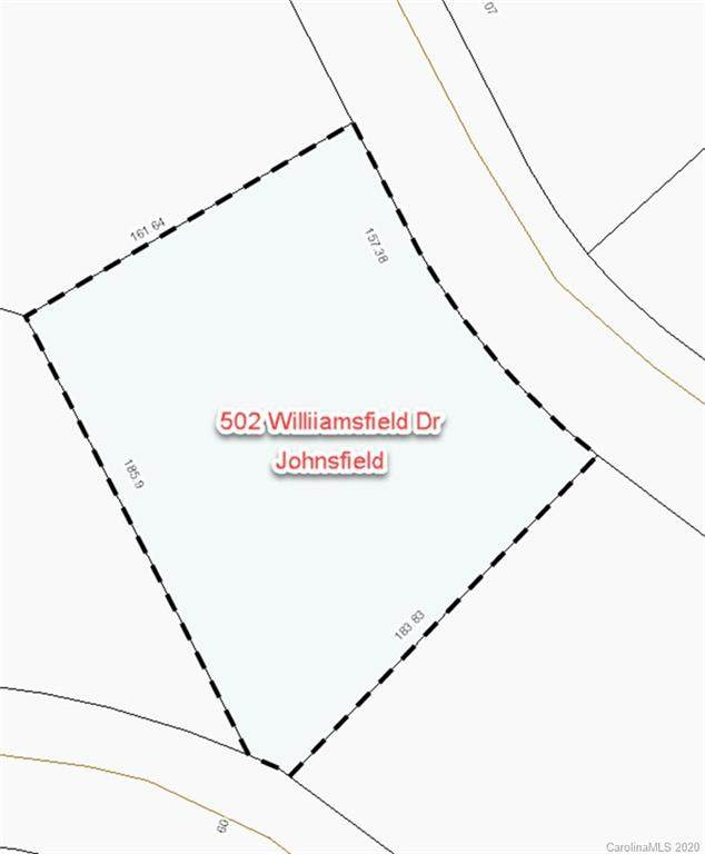 502 Williamsfield Drive, Shelby, NC 28150 (#3674306) :: Robert Greene Real Estate, Inc.