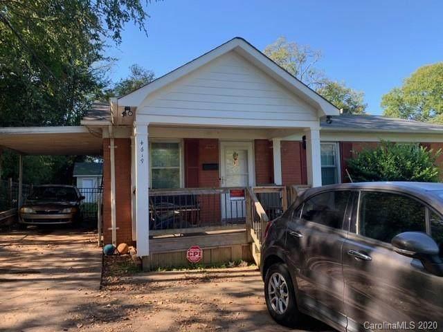 4619 Willard Street, Charlotte, NC 28208 (#3674427) :: LePage Johnson Realty Group, LLC