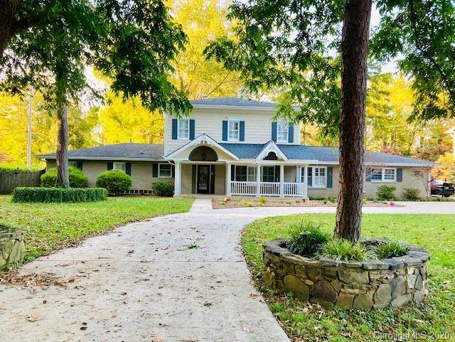 801 Linda Lane, Charlotte, NC 28211 (#3674620) :: Exit Realty Vistas