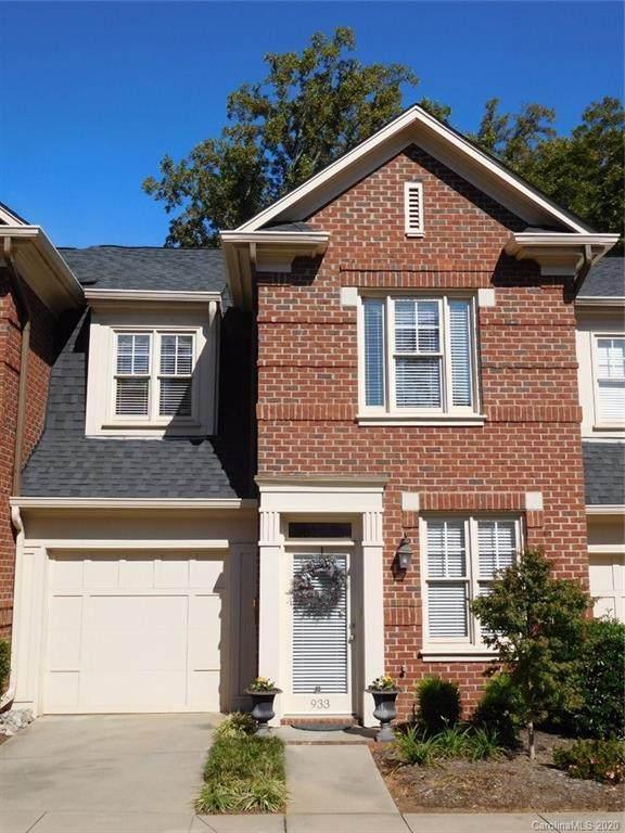 933 Park Slope Drive, Charlotte, NC 28209 (#3674789) :: Caulder Realty and Land Co.