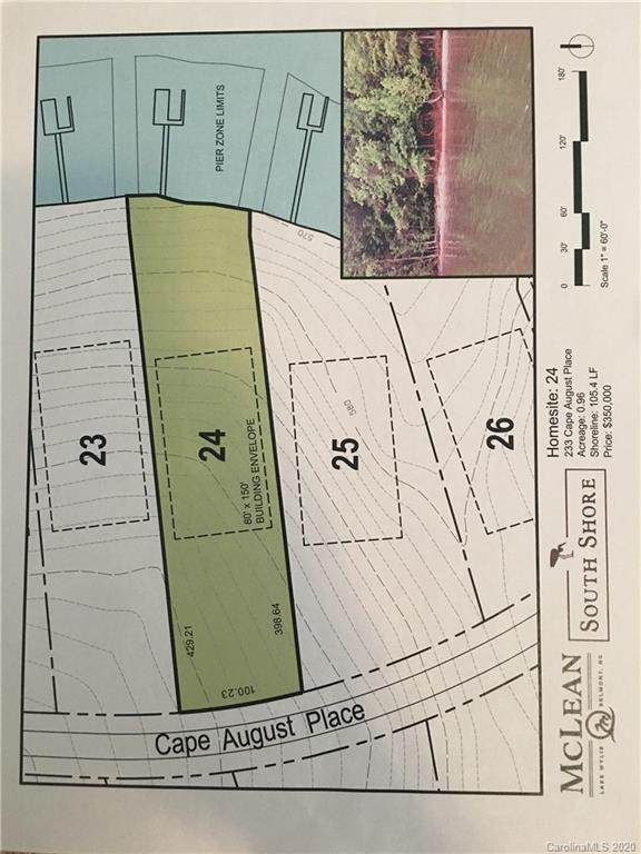 lot 24 Cape August Place Lot 24, Belmont, NC 28012 (#3674960) :: Carlyle Properties