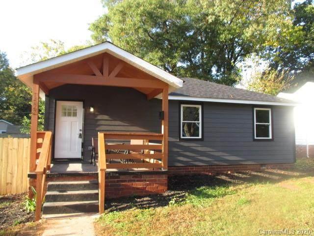 1520 Herrin Avenue, Charlotte, NC 28205 (#3675022) :: High Performance Real Estate Advisors