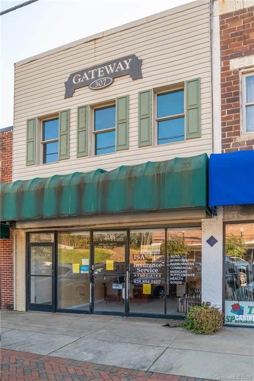 206 Mills Street, Columbus, NC 28722 (#3675069) :: Keller Williams Professionals