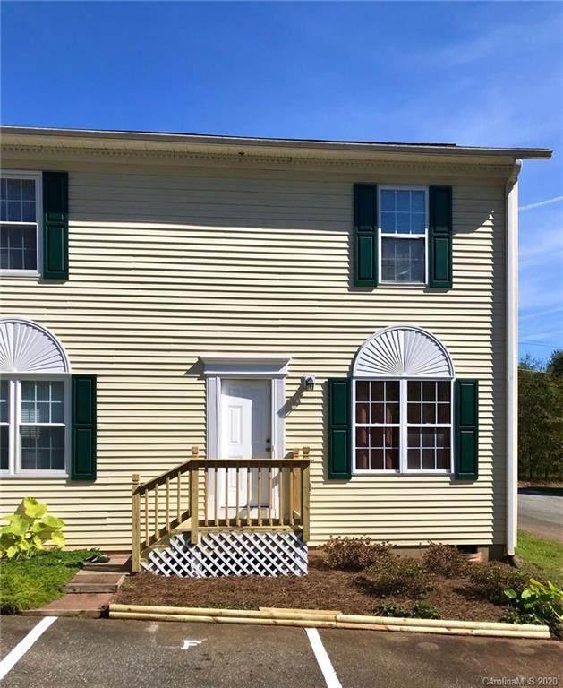 1067 19th Street NE F, Hickory, NC 28601 (#3675405) :: Carolina Real Estate Experts