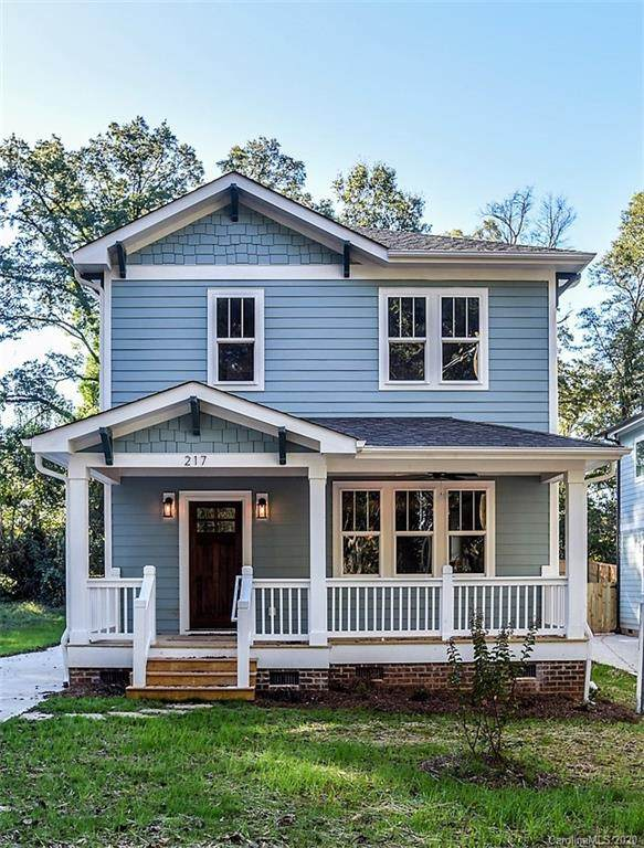 3101 Carol Avenue, Charlotte, NC 28208 (#3675626) :: High Performance Real Estate Advisors