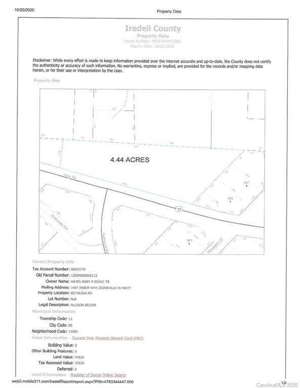 0 E Us 70 Highway E, Statesville, NC 28677 (#3676078) :: Carolina Real Estate Experts