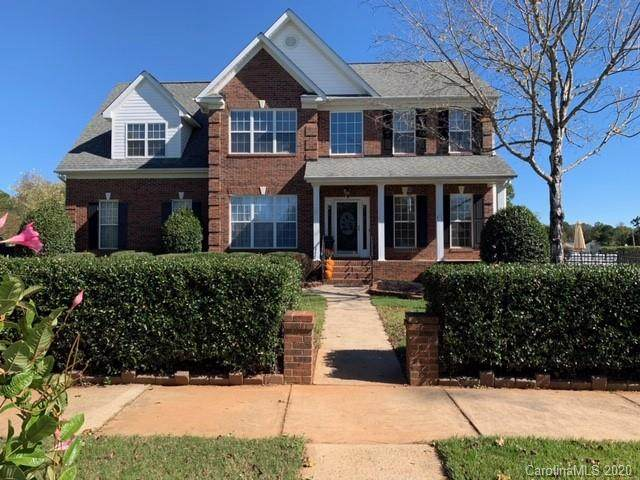 7701 Conifer Circle, Indian Trail, NC 28079 (#3676934) :: Stephen Cooley Real Estate Group