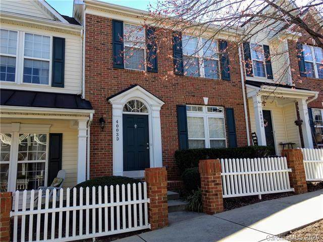 4003 Christine Lane D, Waxhaw, NC 28173 (#3677021) :: Stephen Cooley Real Estate Group