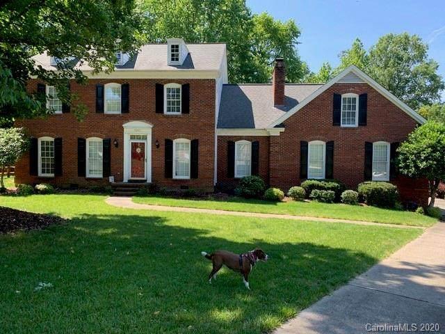 5043 Hickory Lake Lane, Matthews, NC 28105 (#3677282) :: Love Real Estate NC/SC