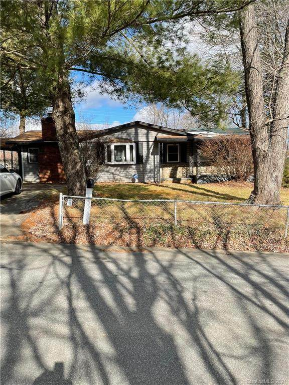 36 High Meadow Road, Asheville, NC 28803 (#3677513) :: Ann Rudd Group