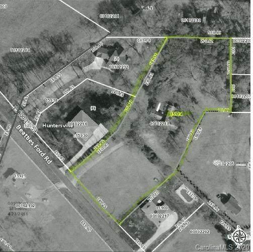 15914 Beatties Ford Road, Huntersville, NC 28078 (#3677689) :: Cloninger Properties