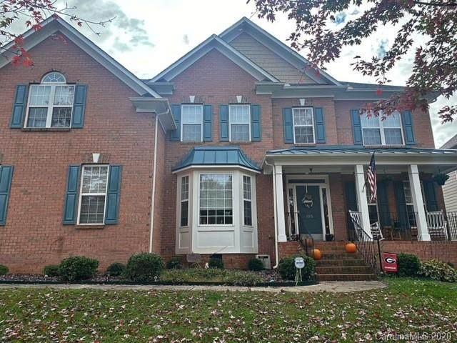 195 Montibello Drive, Mooresville, NC 28117 (#3677911) :: Cloninger Properties