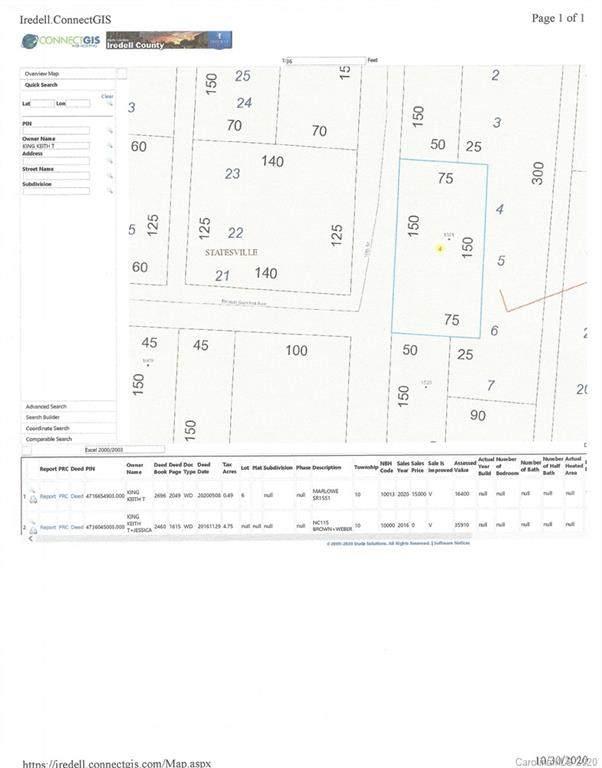 1521 10th Street, Statesville, NC 28677 (#3677969) :: Carolina Real Estate Experts