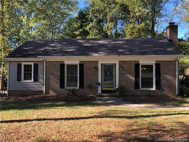 2321 Oldenburg Drive #59, Charlotte, NC 28210 (#3678333) :: LePage Johnson Realty Group, LLC
