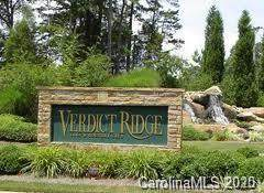 Lot 295 Verdict Ridge Drive #295, Denver, NC 28037 (#3681967) :: Scarlett Property Group
