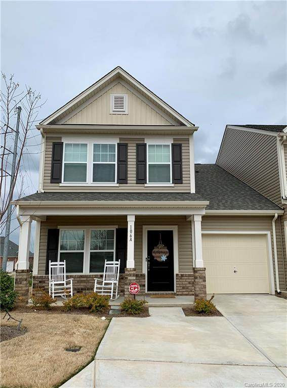106 Brookshire Lane #3, Statesville, NC 28677 (#3683431) :: Burton Real Estate Group