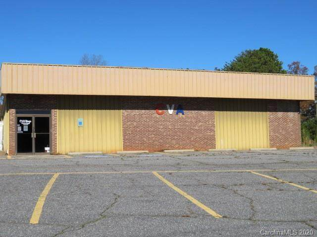 6512 E Nc 150 Highway, Sherrills Ford, NC 28673 (#3685316) :: Cloninger Properties