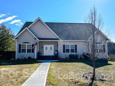 405 Macbeth Street, Weaverville, NC 28787 (MLS #3685567) :: RE/MAX Journey