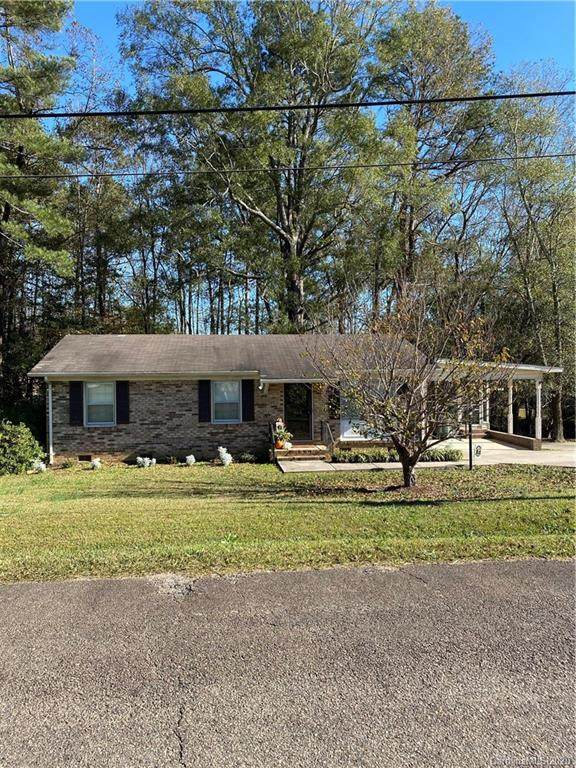 406 Lansford Drive, Wadesboro, NC 28170 (#3685811) :: Besecker Homes Team